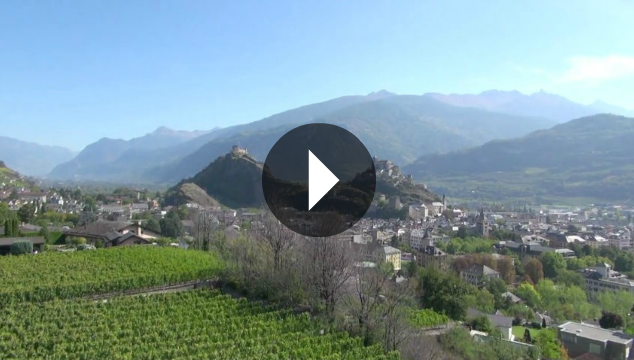 Video of Sion (Switzerland)